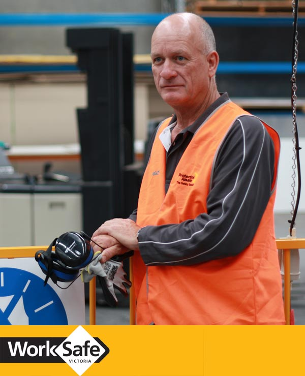 CSG July 2018 Meeting - Speaker: Les Cameron, WorkSafe Inspector, WorkSafe Victoria