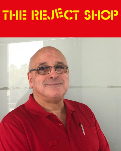 CSG March 2020 Meeting - Speaker: Kenn Rogers, The Reject Shop.
