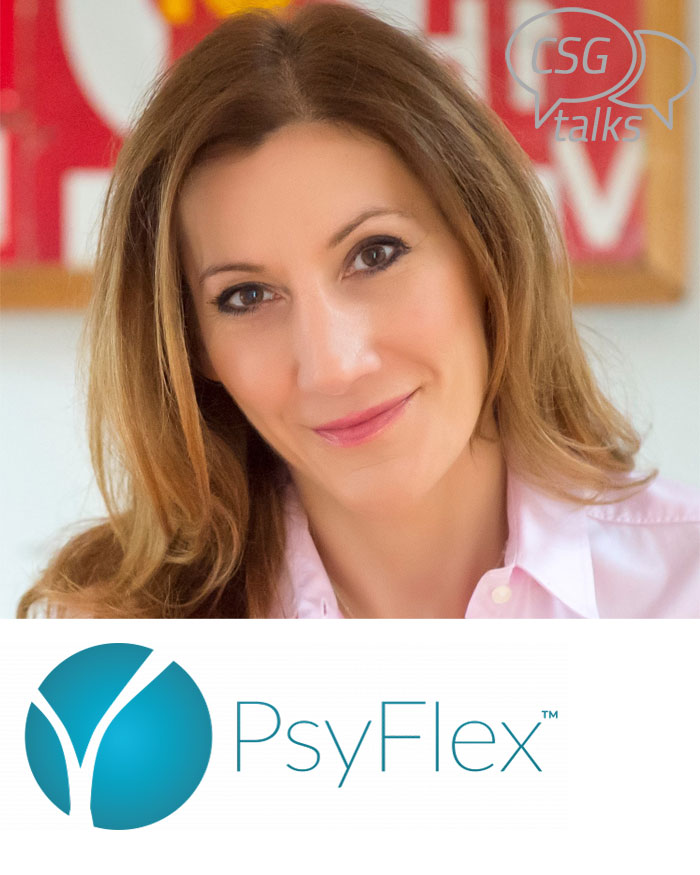 CSG Talks - Presented by: Dr Natasha Lazareski, Managing Director, PsyFlex.