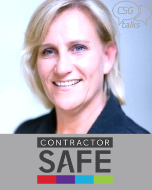 Sue Bottrell, Lawyer, Contractor Safe - CSG Talks May 2020.