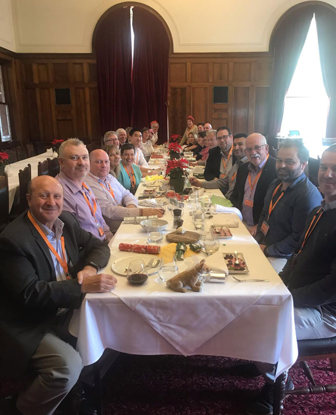 CSG Christmas Lunch 2018 Parliament House