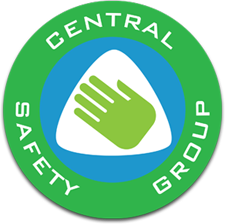 Central Safety Group Melbourne large logo